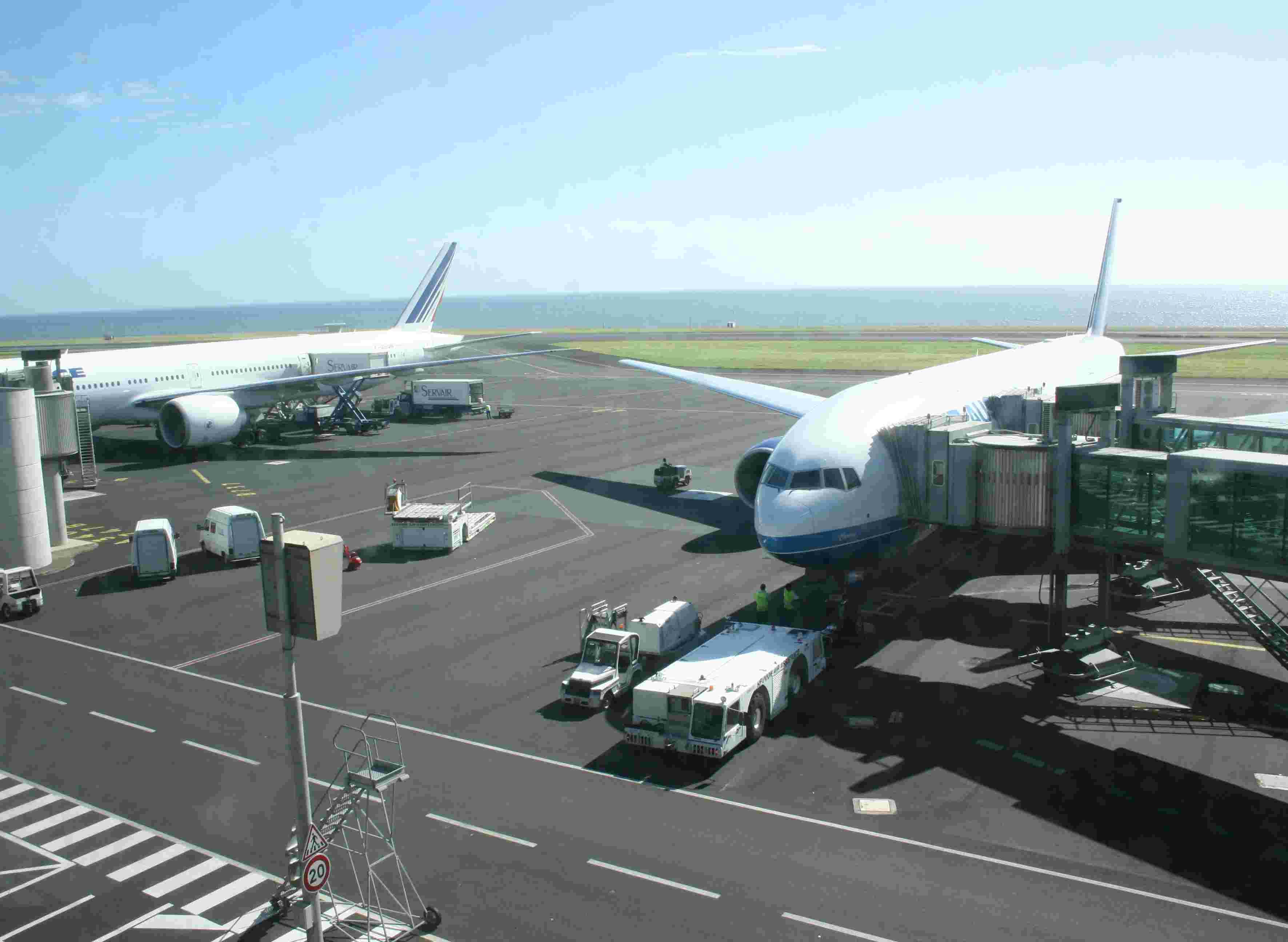 Aéroport de Saint Denis de la Réunion
